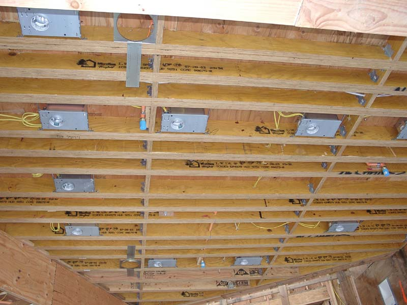 quality design 53c81 26b45 How To Install Recessed Lighting In Basement Ceiling